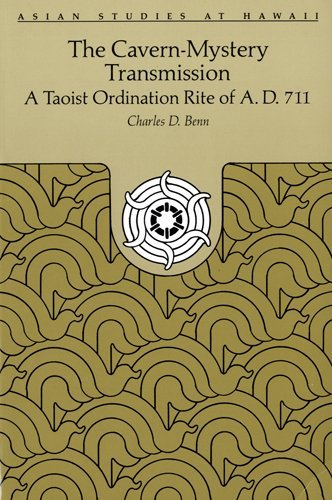 9780824813598: The Cavern-Mystery Transmission: A Taoist Ordination Rite of A.d 711 (ASIAN STUDIES AT HAWAII)