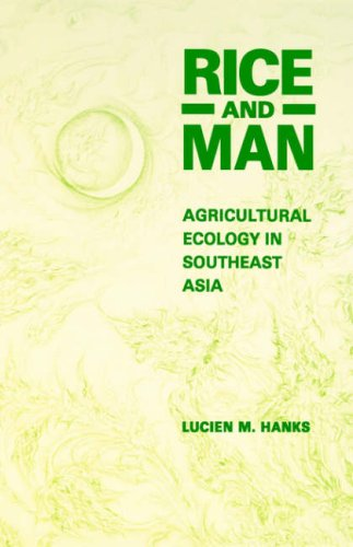 9780824814656: Rice and Man: Agricultural Ecology in Southeast Asia