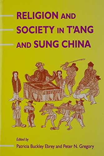 9780824815127: Religion and Society in T'ang and Sung China