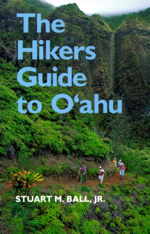 9780824815134: The Hikers Guide to O'Ahu (A Kolowalu Book)