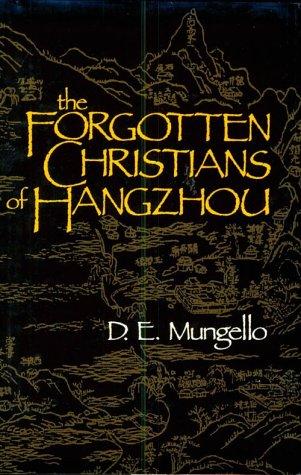 9780824815400: The Forgotten Christians of Hangzhou
