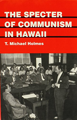 9780824815509: The Specter of Communism in Hawaii
