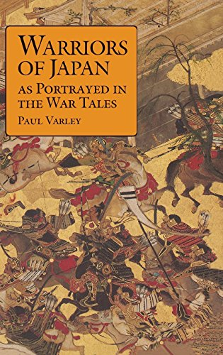 9780824815752: Warriors of Japan as Portrayed in the War Tales