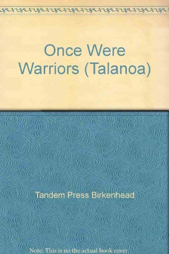 9780824815936: Once Were Warriors (Talanoa)
