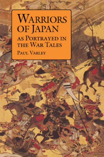 9780824816018: Warriors of Japan as Portrayed in the War Tales