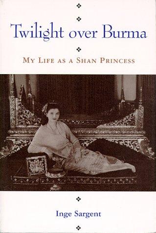 9780824816230: Twilight over Burma: My Life As a Shan Princess (Kolowalu Books)