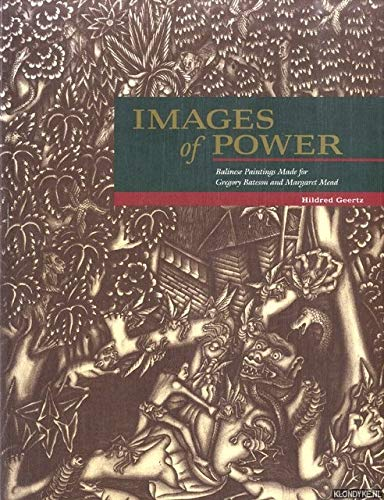 9780824816797: Images of Power: Balinese Paintings Made for Gregory Bateson and Margaret Mead