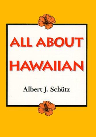 9780824816865: All About Hawaiian (Kolowalu Books (Paperback))