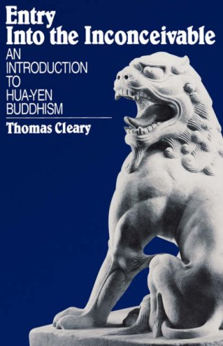 9780824816971: Entry Into the Inconceivable: An Introduction to Hua-yen Buddhism