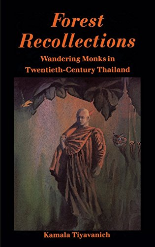 9780824817688: Forest Recollections: Wandering Monks in Twentieth-Century Thailand