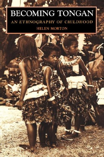 9780824817954: Becoming Tongan: An Ethnography of Childhood