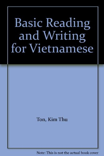 9780824818760: Basic Reading and Writing for Vietnamese