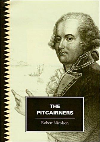 The Pitcairners (Pasifika Library): Nicolson, Robert