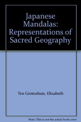 9780824820008: Japanese Mandalas: Representations of Sacred Geography