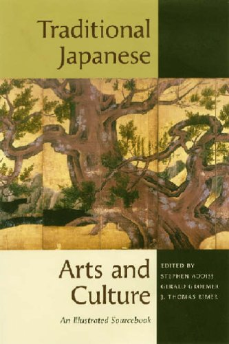 Traditional Japanese Arts and Culture: An Illustrated Sourcebook (Paperback): Stephen Addiss