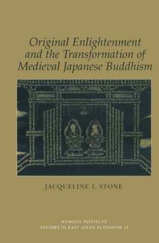 9780824820268: Original Enlightenment and the Transformation of Medieval Japanese Buddhism