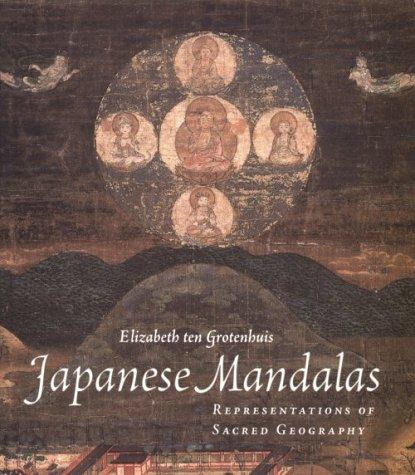 9780824820817: Japanese Mandalas: Representations of Sacred Geography