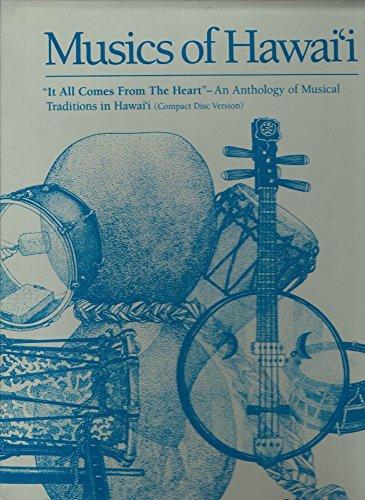 Musics of Hawaii (Paperback): State Foundation On Cultu