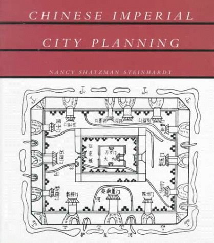 9780824821968: Chinese Imperial City Planning
