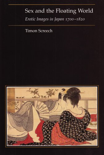 9780824822033: Sex and the Floating World: Erotic Images in Japan, 1700-1820