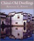 9780824822149: China's Old Dwellings