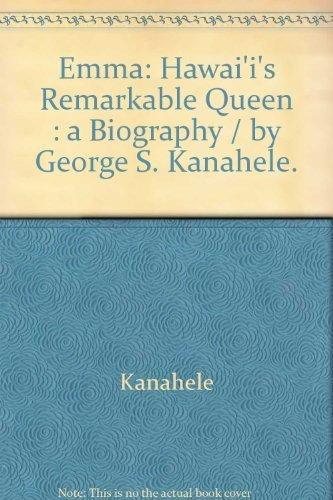9780824822347: Emma: Hawai'i's Remarkable Queen