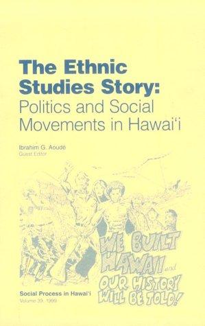 9780824822446: Social Process in Hawai'i, No. 39 : Politics and Social Movements in Hawai'I -Essays in Honor of Marion Kelly