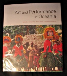 Art and Performance in Oceania