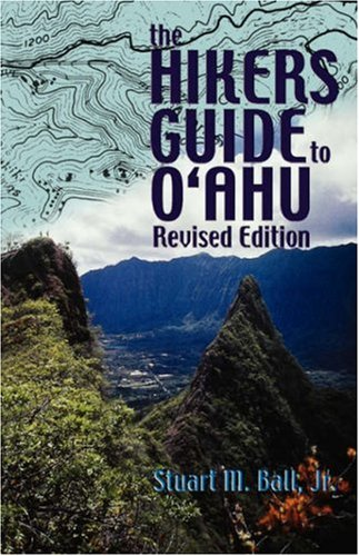 9780824823054: The Hikers Guide to Oahu