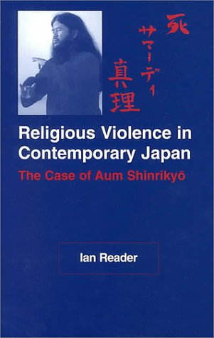 9780824823399: Religious Violence in Contemporary Japan: The Case of Aum Shinrikyo