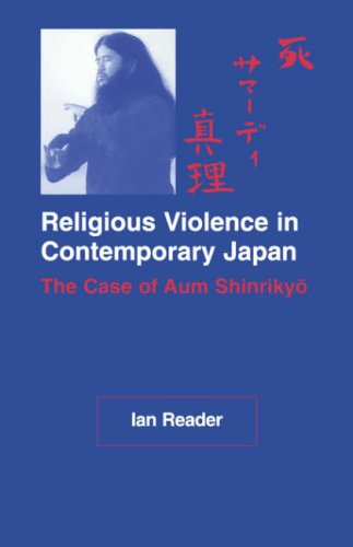 9780824823405: Religious Violence in Contemporary Japan: The Case of Aum Shinrikyo