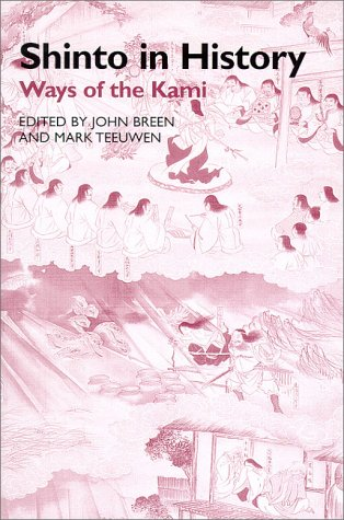 9780824823627: Shinto in History: Ways of the Kami