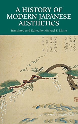 9780824823696: A History of Modern Japanese Aesthetics