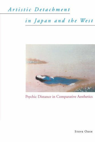 9780824823740: Artistic Detachment in Japan and the West: Psychic Distance in Comparative Aesthetics