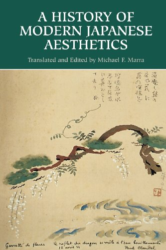 9780824823993: A History of Modern Japanese Aesthetics