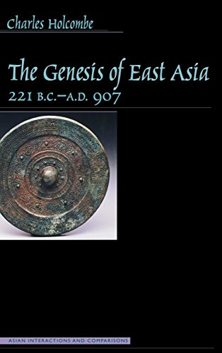 9780824824150: The Genesis of East Asia, 221 B.C.-A.D. 907 (Asian Interactions and Comparisons)