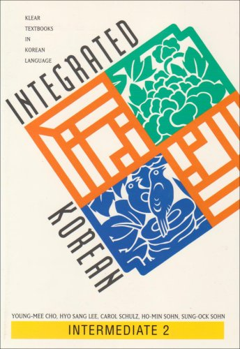 9780824824228: Integrated Korean: Intermediate 2 (Klear Textbooks in Korean Language