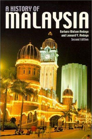 9780824824242: A History of Malaysia