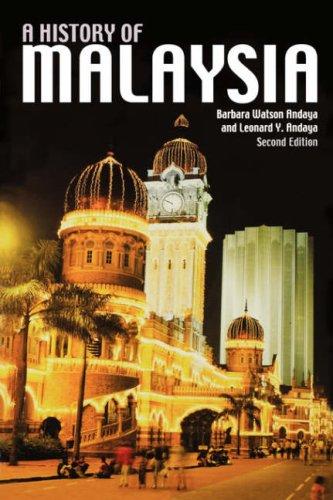 9780824824259: A History of Malaysia