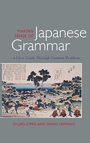 9780824824976: Making Sense of Japanese Grammar: A Clear Guide through Common Problems