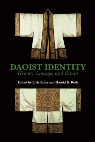 9780824825041: Kohn: Daoist Identity: History Pa: History, Lineage and Ritual