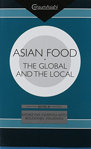 9780824825447: Asian Food: The Global and the Local (ConsumAsiaN)