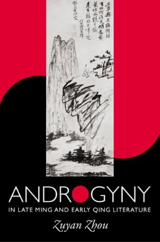 9780824825713: Androgyny in Late Ming and Early Qing Literature