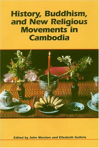 9780824826666: History, Buddhism, and New Religious Movements in Cambodia