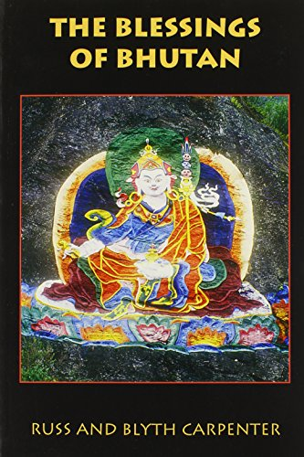 9780824826796: The Blessings of Bhutan (A Latitude 20 Book)
