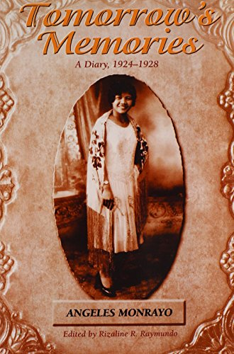 9780824826888: Tomorrow's Memories: A Diary, 1924-1928 (Intersections: Asian and Pacific American Transcultural Studies)