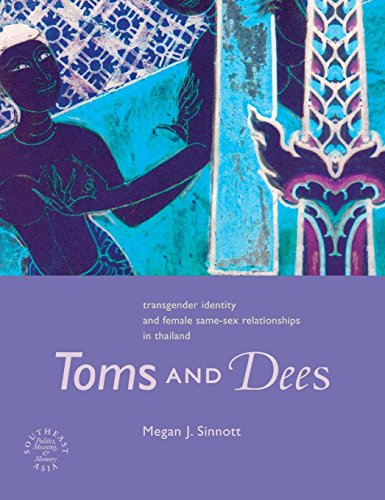 9780824827410: Toms and Dees: Transgender Identity and Female Same-Sex Relationships in Thailand
