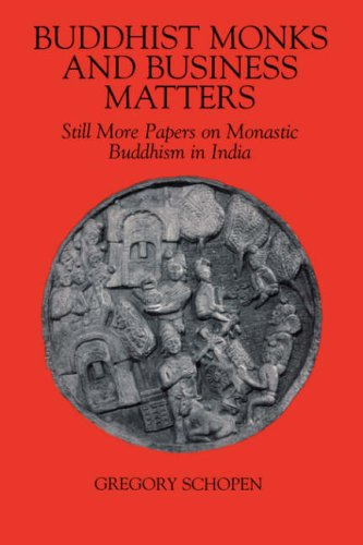 9780824827748: Buddhist Monks and Business Matters: Still More Papers on Monastic Buddhism in India (Studies in the Buddhist Traditions)