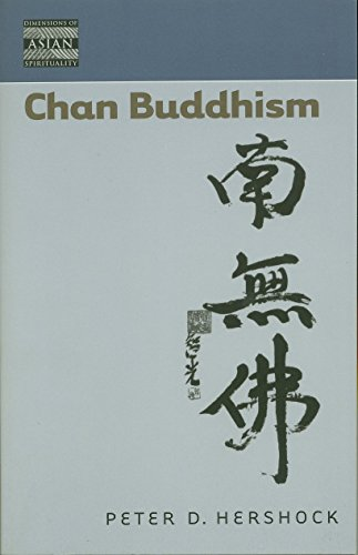 9780824827809: Chan Buddhism (Dimensions of Asian Spirituality)
