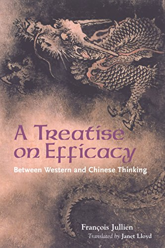 9780824828158: A Treatise on Efficacy: Between Western and Chinese Thinking